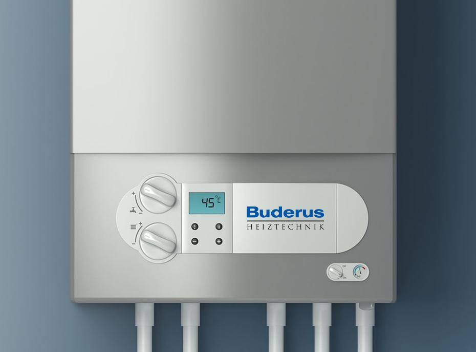 Therme von der Firma Buderus