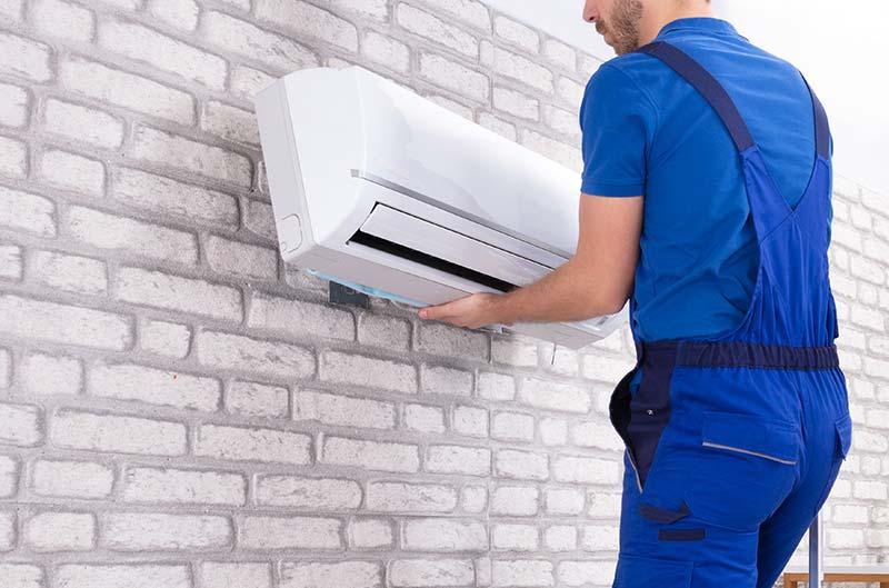 Tausch einer Klimaanlage