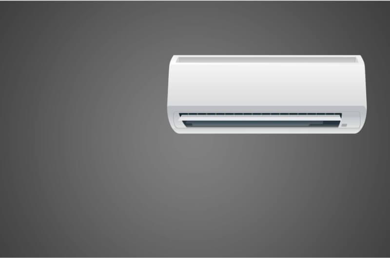 Moderne Klimaanlage, intalliert von Kocer
