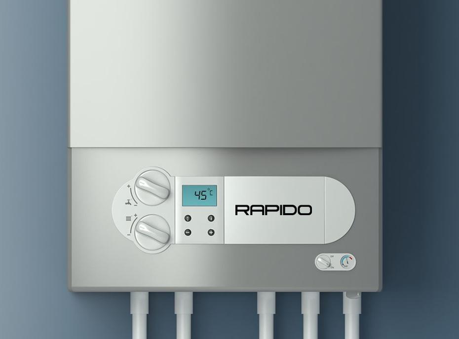 Therme von der Firma Rapido