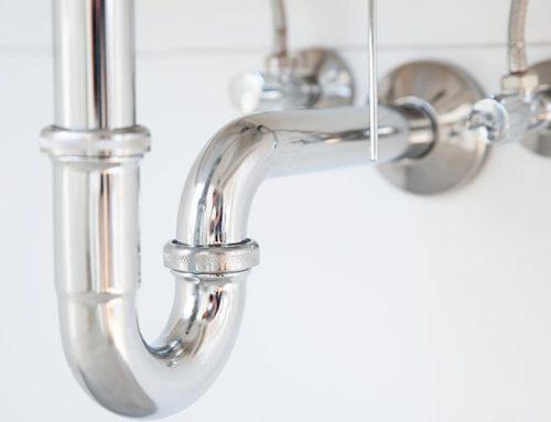 Siphon und Abfluss reinigen – So geht's!
