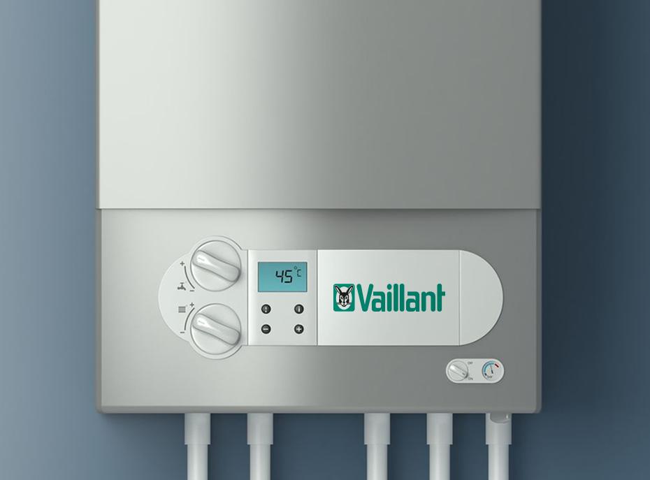 Therme von der Firma Vaillant